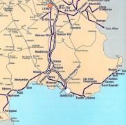profitez de votre séjour sur la Côte d'Azur pour visiter cette belle région à bord d'un confortable véhicule