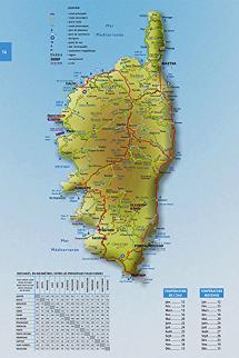profitez de votre séjour en Corse pour visiter cette belle région à bord d'un confortable véhicule