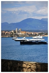 Antibes, les yachts